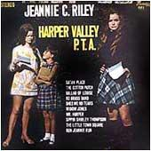 Cover image of Harper Valley P. T. A.