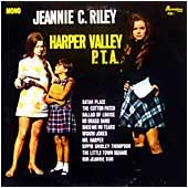 Harper Valley P. T. A. - image of cover