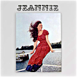 Cover image of Jeannie