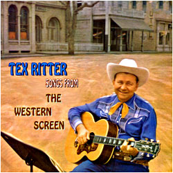 Cover image of Songs From The Western Screen