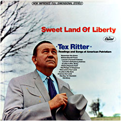 Cover image of Sweet Land Of Liberty