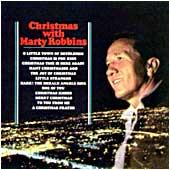 Cover image of Christmas With Marty Robbins