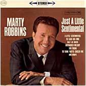 Cover image of Just A Little Sentimental