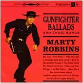 Cover image of Gunfighter Ballads And Trail Songs