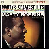 Cover image of Marty's Greatest Hits
