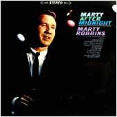 Cover image of Marty After Midnight