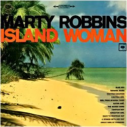 Cover image of Island Woman