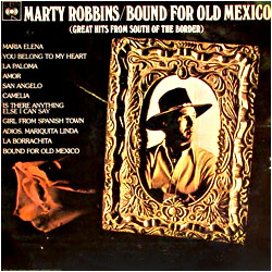 Cover image of Bound For Old Mexico