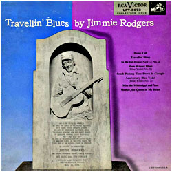Cover image of Travelin' Blues