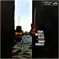 Cover image of Train Whistle Blues