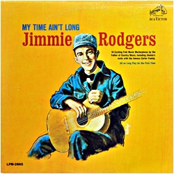 Image of random cover of Jimmie Rodgers