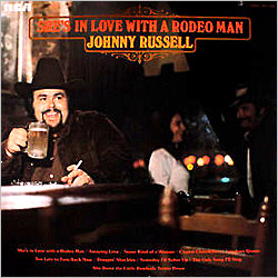 Cover image of She's In Love With A Rodeo Man