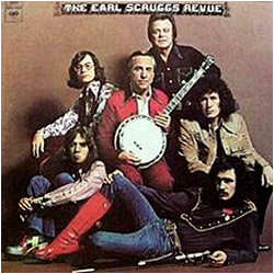 Cover image of The Earl Scruggs Revue