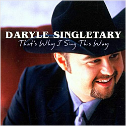 Image of random cover of Daryle Singletary