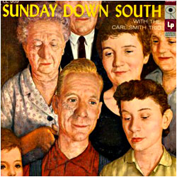 Cover image of Sunday Down South