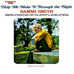 Cover image of Help Me Make It Through The Night