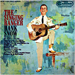 Cover image of The Singing Ranger