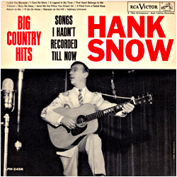 Hank Snow - One More Ride / The Mystery Of Number Five