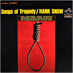 Cover image of Songs Of Tragedy
