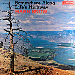 Cover image of Somewhere Along Life's Highway