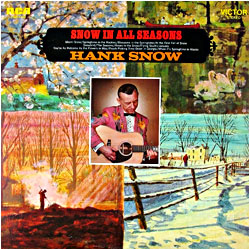 Cover image of Snow In All Seasons