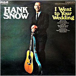 Cover image of I Went To Your Wedding