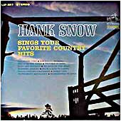 Cover image of Sings Your Favorite Country Hits