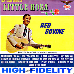 LP Discography: Red Sovine - Discography