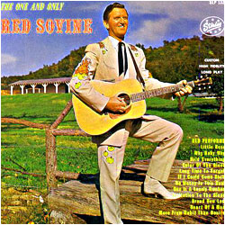 Cover image of The One And Only Red Sovine