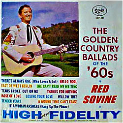 Cover image of The Golden Country Ballads Of The '60s