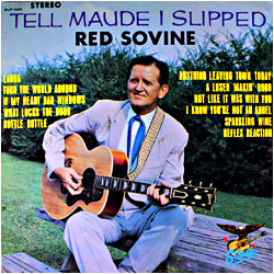 Tell Maude I Slipped - image of cover