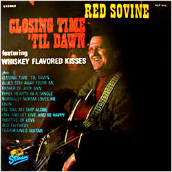 Image of random cover of Red Sovine