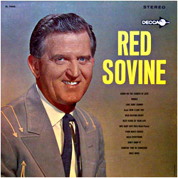 Cover image of Red Sovine