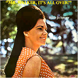 Mr. Walker It's All Over - image of cover