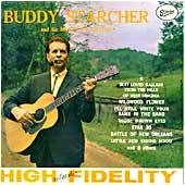 Cover image of Buddy Starcher And His Mountain Guitar
