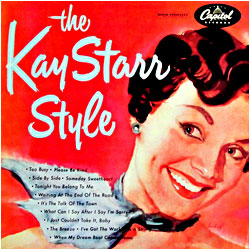 Cover image of The Kay Starr Style