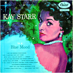 Cover image of In A Blue Mood