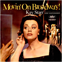 Cover image of Movin' On Broadway