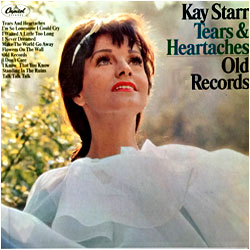 Cover image of Tears And Heartaches / Old Records