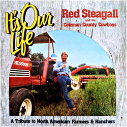 Image of random cover of Red Steagall