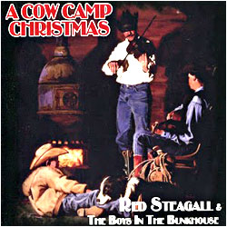 Cover image of A Cow Camp Christmas