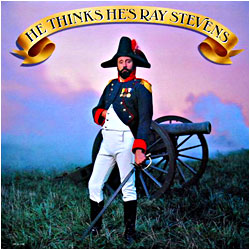 Cover image of He Thinks He's Ray Stevens