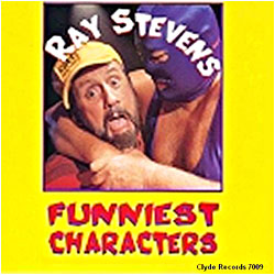 Cover image of Funniest Characters