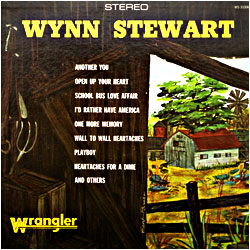 Cover image of Wynn Stewart