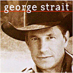 Cover image of George Strait