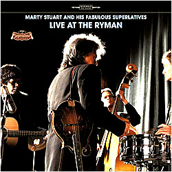 Cover image of Live At The Ryman