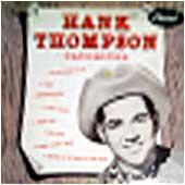 Cover image of Hank Thompson