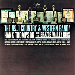 Cover image of The No. 1 Country And Western Band
