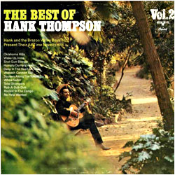 Cover image of The Best Of Hank Thompson 2