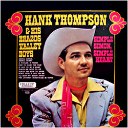 Image of random cover of Hank Thompson